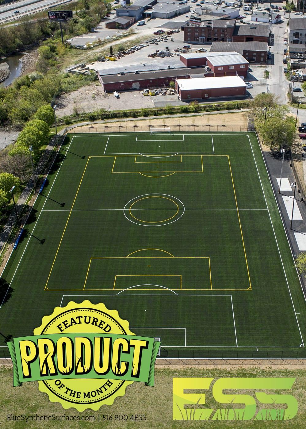Britland Park Soccer Field - Fall River MA