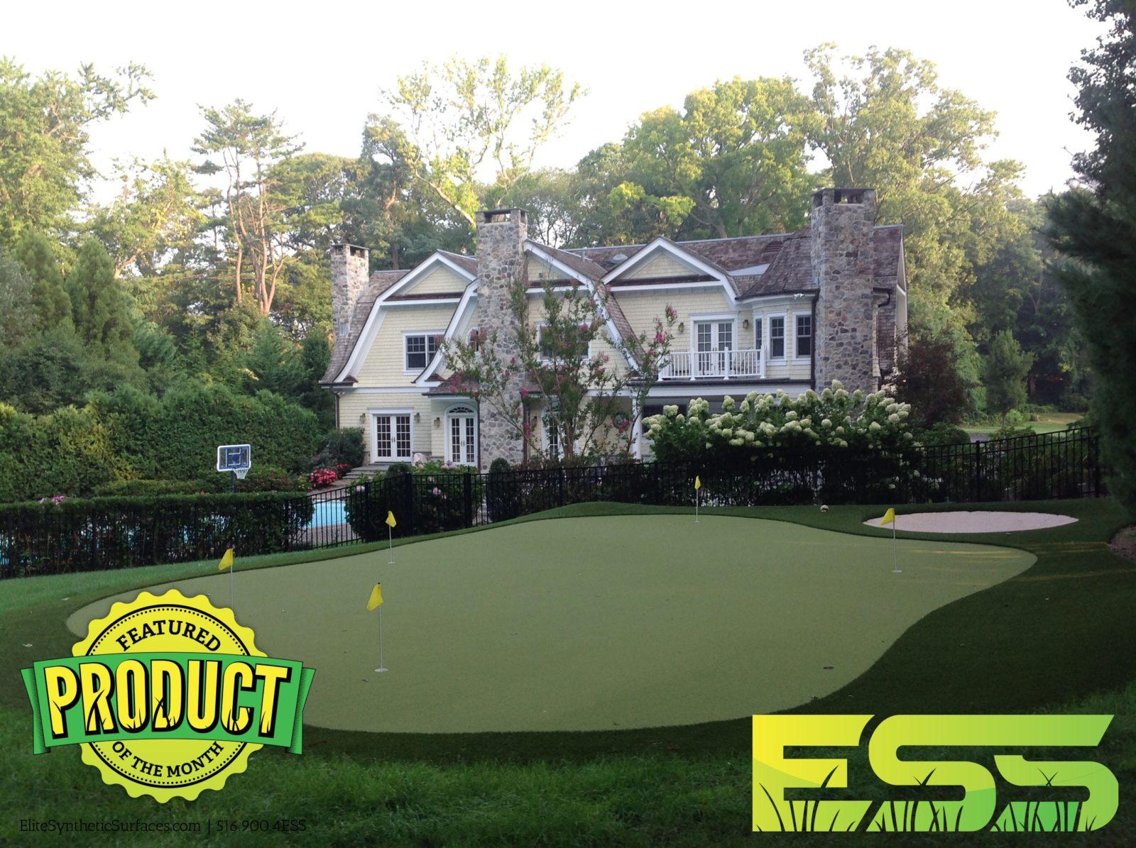 Residential Golf Turf