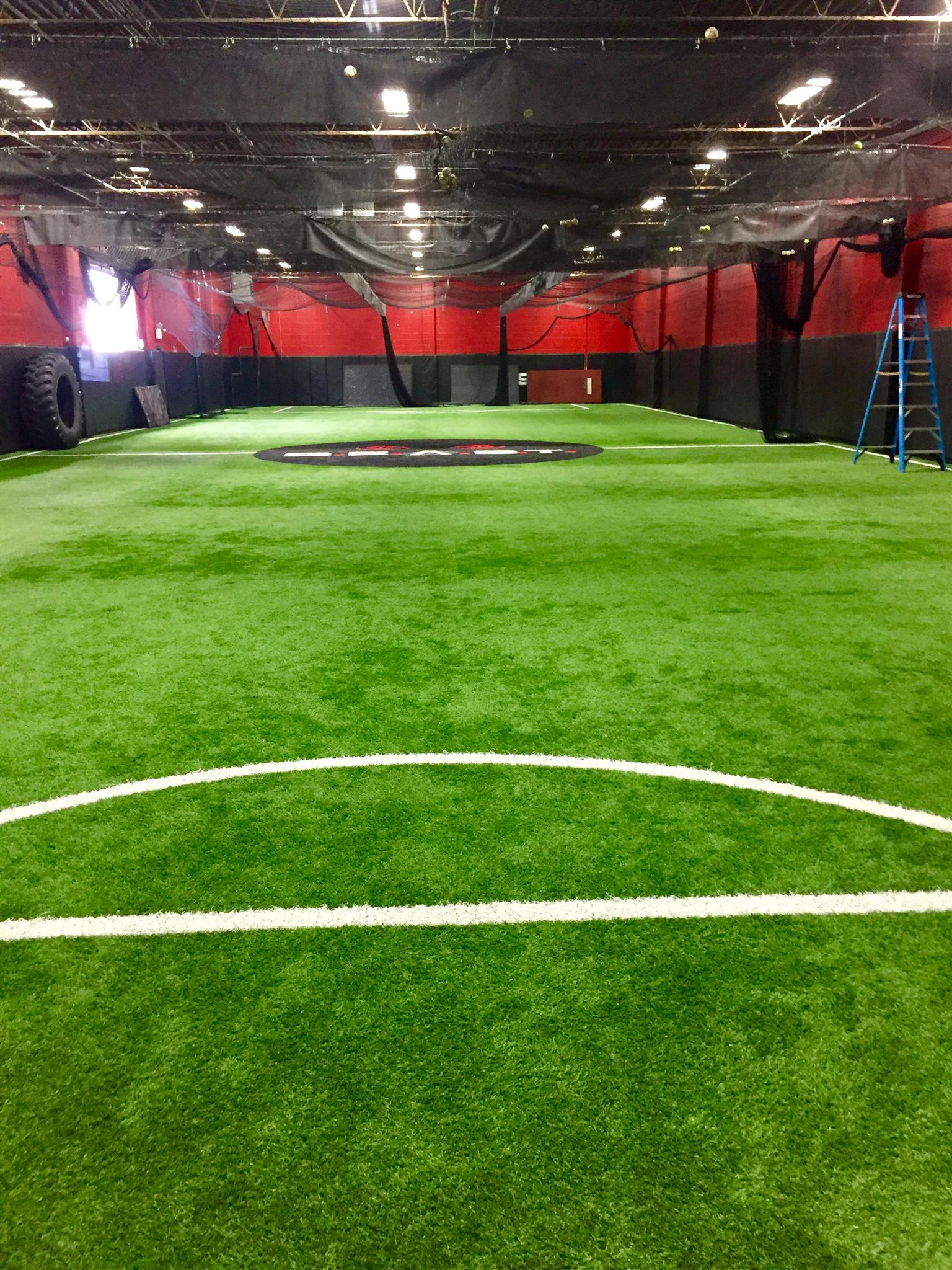 Artificial Grass For Soccer Tennis Volleyball And Bocce Ball