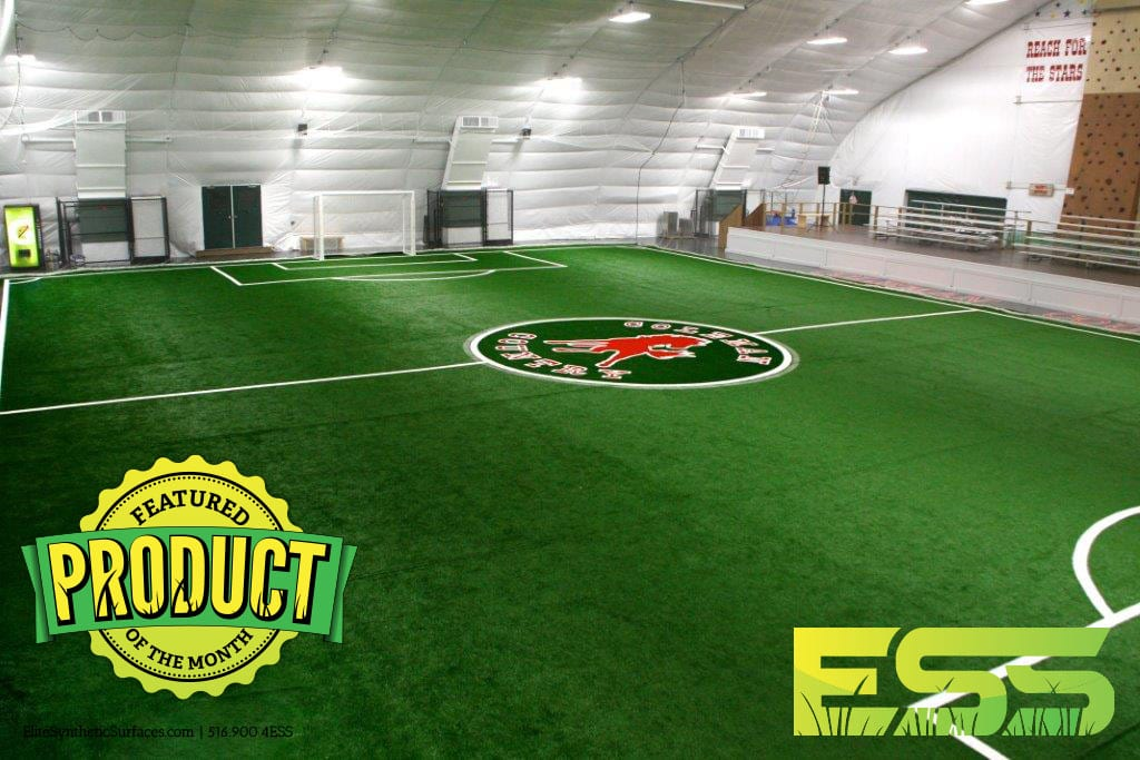 Indoor Athletic Field Turf May 2017